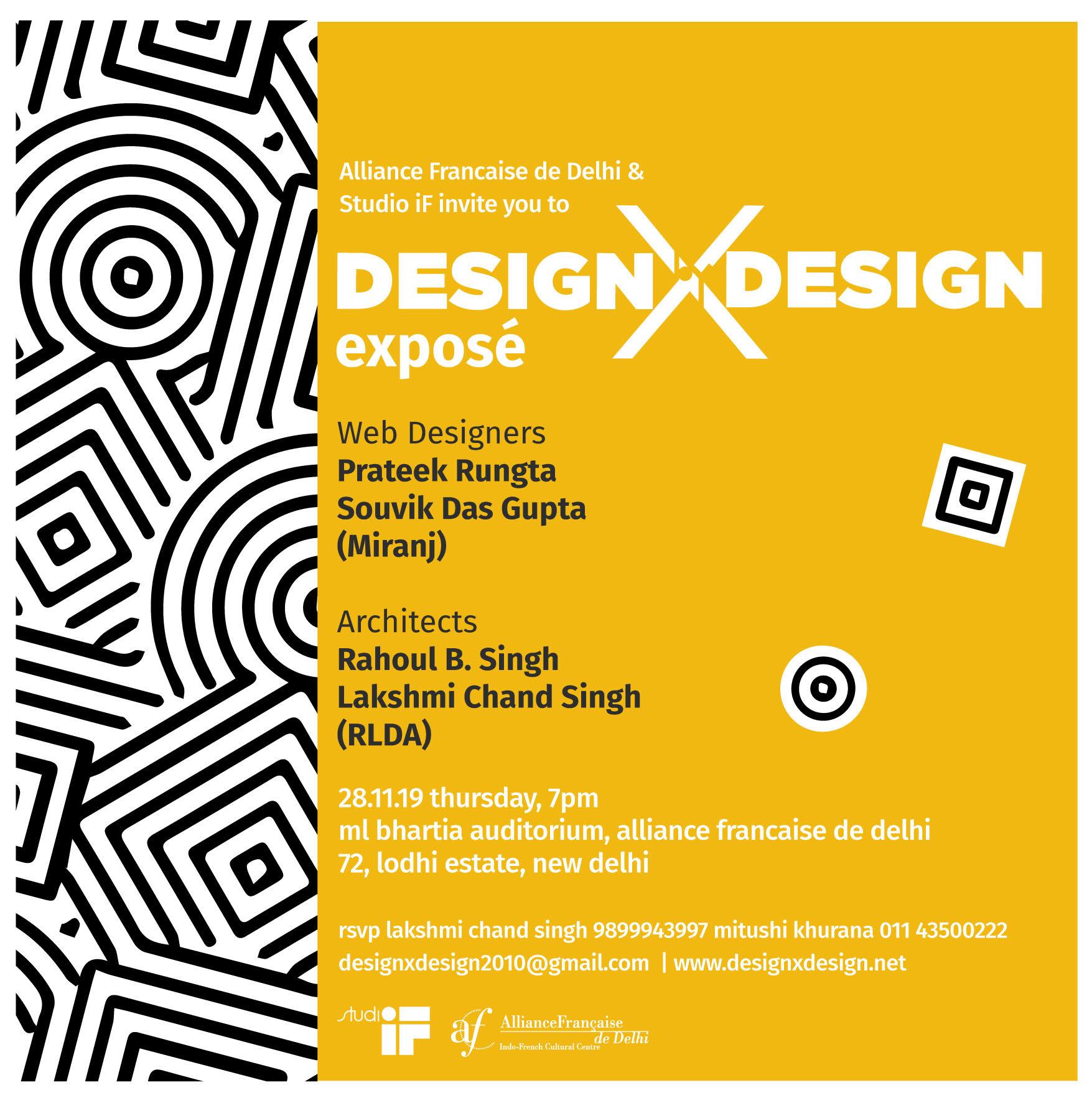 DesignxDesign Exposé 41 Poster